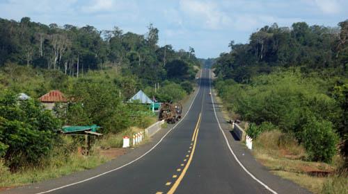 ផ្លូវទៅខេត្តមណ្ឌលគិរី, Raod to Mondulkiri Province