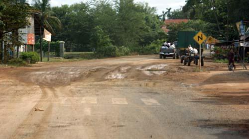 ផ្លូវជាតិលេខ៥, National Raod No. 5 Cambodia