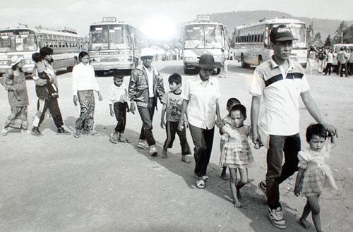 Cambodian Refugee