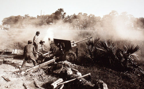 War in Cambodia