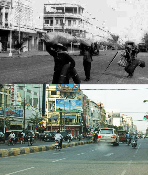 Monyvong Street