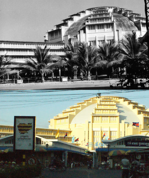 Central Market (Phsa Thmey)-1979