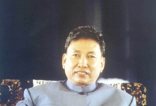 Pol Pot interview