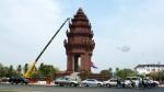 Phnom Penh Gallery, Cambodia.