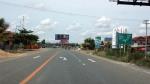 Road Phnom Penh - Prek Chak