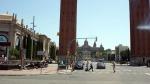Barcelona Harbor, Bacerlona City, Spain