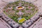 New Stadium, Phnom Penh, Cambodia