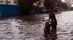 Raining Season in Phnom Penh, Cambodia, រដូវភ្លៀង, ទីក្រុងភ្នំពេញ, ប្រទេសកម្ពុជា
