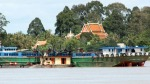 ការបូមខ្សាច់, ទន្លេមេគង្គ, អាជីវកម្មខ្សាច់, សាឡង់ដឹកខ្សាច់, ក្រុងភ្នំពេញ, ប្រទេសកម្ពុជា, Sand, Mekong River, Band Business, Phnom Penh, Cambodia