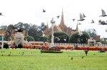 ព្រះបរមរាជវាំង, ពិធីបុណ្យព្រះសពសម្តេចឪ, សម្តេចព្រះនរោត្តម សីហនុ, ប្រទេសកម្ពុជា, Royal Palace, King Father, Norodom Sihanuok, Phnom Penh, Cambodia