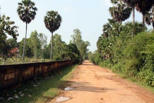 """""""ភូមិកំរៀង, ឃុំរលាំងកែន, ស្រុកកណ្តាលស្ទឹង, ខេត្តកណ្តាល, ប្រទេសកម្ពុជា, Kamreang Village, Roleang Ken, Kandal Stung, Kandal, Cambodia"""""""