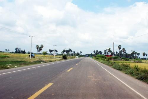 ផ្លូវជាតិលេខ៨, National Road No. 8, Cambodia