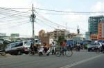 Stung Meanchey Bridge, Phnom Penh, Cambodia, ស្ពានអាកាសស្ទឹងមានជ័យ, ទីក្រុងភ្នំពេញ, ប្រទេសកម្ពុជា