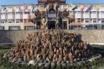 Yangon, Naypyidaw, Myanmar, Uppatasanti Pagoda, វត្តអាប់ប៉ាតាសន្តិ, ទីក្រុងយ៉ាំងហ្គូន, ទីក្រុងនៃពិដោរ, ប្រទេសភូមា, សហភាពមីយ៉ាន់ម៉ា