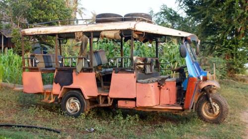 Classic Car, Cambodia