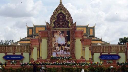 Queen Norodom Monineath Sihanouk
